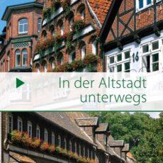Innenansicht des Reiseführers Lüneburg