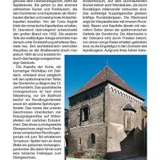 Innenansicht des Reiseführers Naumburg