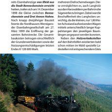 Innenansicht des Reiseführers Mit Volldampf durch den Harz