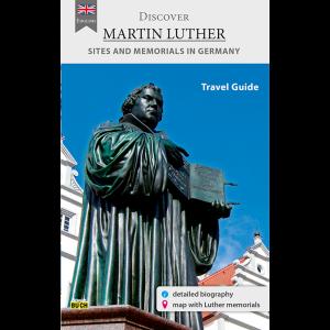 Titelbild des Reiseführers Discover Martin Luther