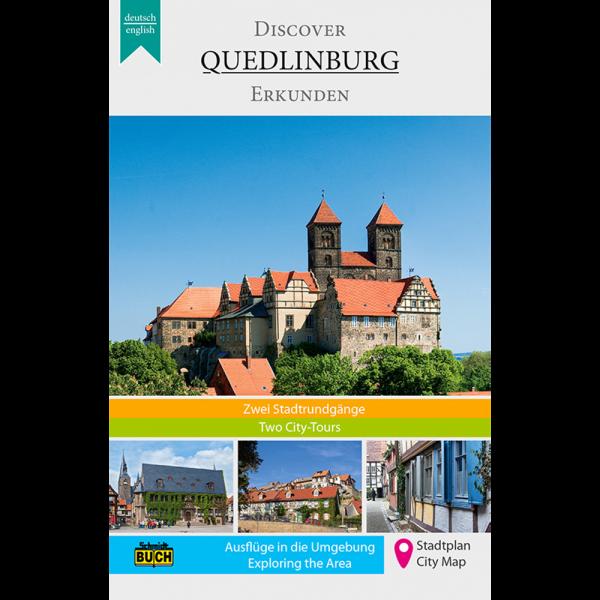 Titelbild des Reiseführers Discover Quedlinburg