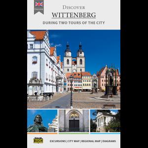 Titelbild des Reiseführers Discover Wittenberg