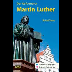 Titelbild des Martin Luther Reiseführers