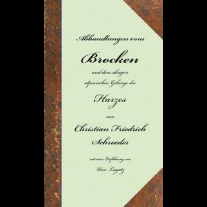 """Titelbild des Reprints """"Abhandlungen vom Brocken"""""""