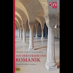 Titelbild des Reiseführers Auf der Straße der Romanik