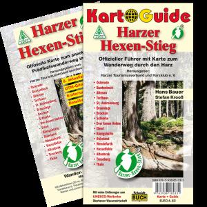 """Titelbild des KartoGuide """"Harzer Hexen-Stieg"""""""