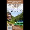 """Coverbild der Wander- und Fahrradkarte """"Mittlerer Harz wasserfest und reißfest"""""""