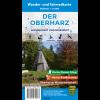 """Coverbild der Wander- und Fahrradkarte """"Der Oberharz wasserfest und reißfest"""""""