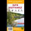 """Coverbild der Wander- und Fahrradkarte """"Der Ostharz"""""""