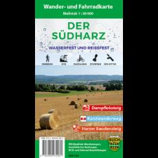 wanderkarte-suedharz-wetterfest-cover
