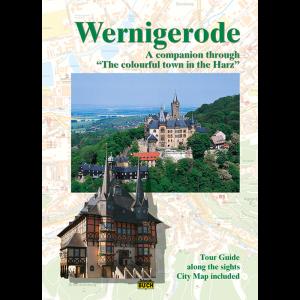 """Titelbild des englisch-sprachigen Kurzführers """"Wernigerode"""""""