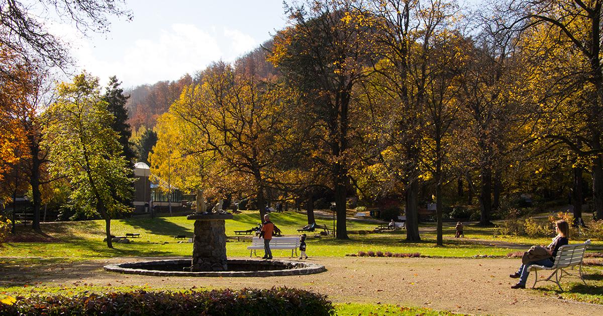 Bad Harzburg Kurpark