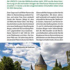 Seite 20 des Reiseführers Harz