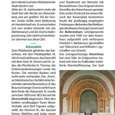 Seite 21 des Reiseführers Harz