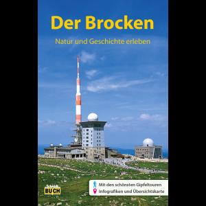 """Titelbild der Reiseführers """"Der Brocken"""""""