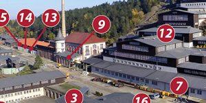 Grafik Rammelsberg Goslar