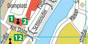 Cityplan Magdeburg