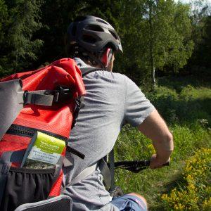 Mountainbike-Karten Harz