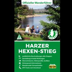Cover des offiziellen Wanderführers Harzer-Hexen-Stieg