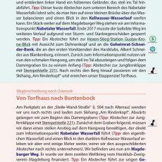 Wanderfuehrer Harzer Hexen-Stieg Seite 21