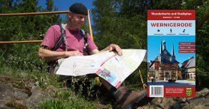 NEU: Wanderkarte und Stadtplan Wernigerode