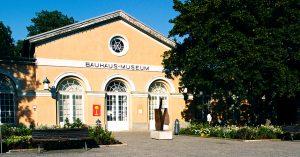 Bauhaus-Museum am Weimarer Theaterplatz ist nun geschlossen