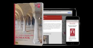 Digitale Extras ergänzen den offiziellen Reiseführer zur Straße der Romanik