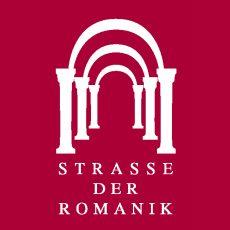 Logo der Straße der Romanik
