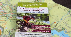 Neue MTB-Karte erschienen: Bad Harzburg – Okertal