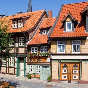 Kleinstes Haus in Wernigerode