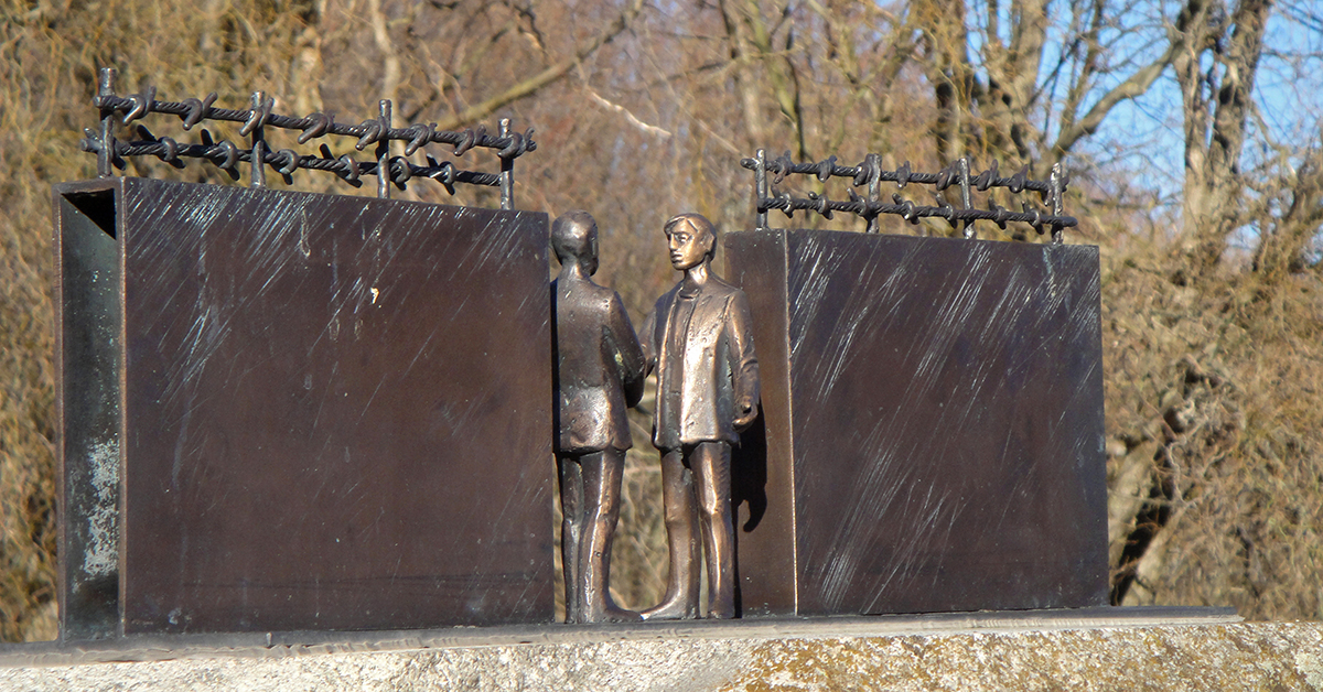 Stapelburg Grenzdenkmal