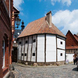 Ständerbau in Quedlinburg