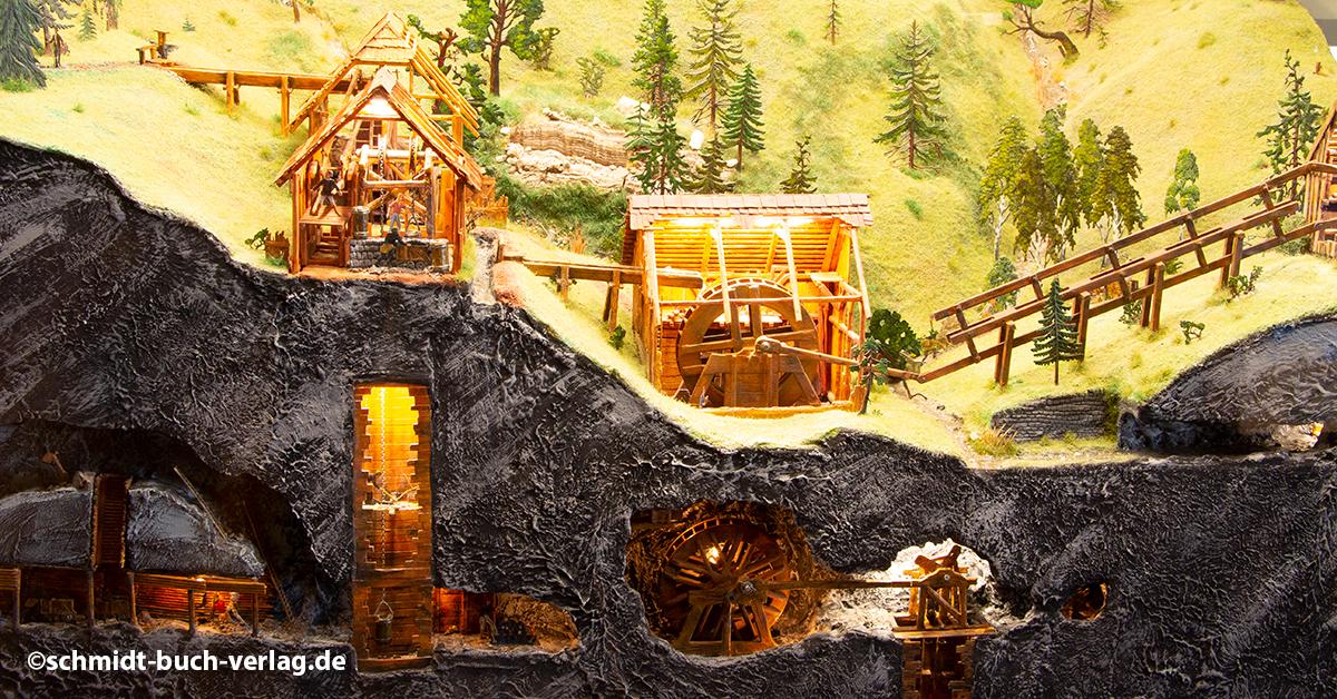 Diorama im Goslarer Zinnfigurenmuseum