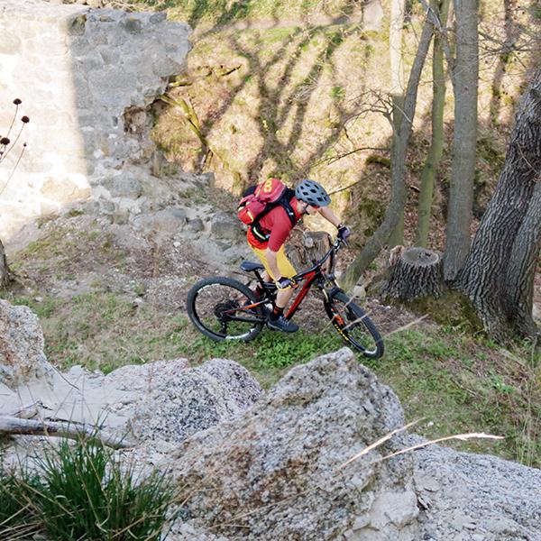 MTB-Tour Lauenburg im Ostharz