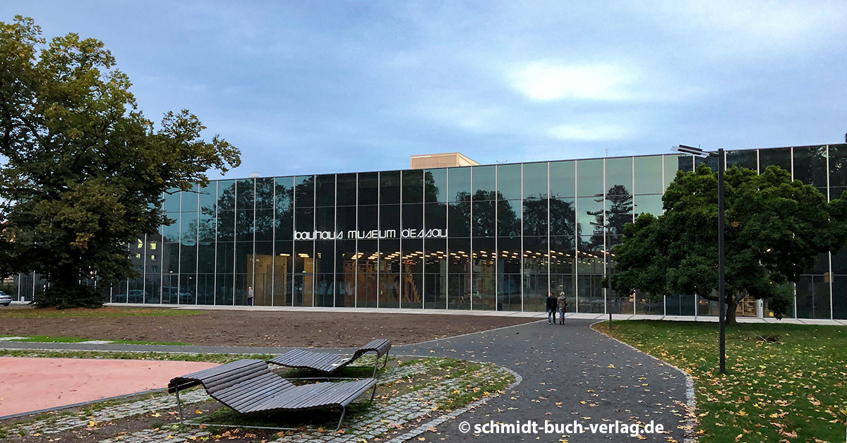 Neues Bauhaus-Museum in Dessau