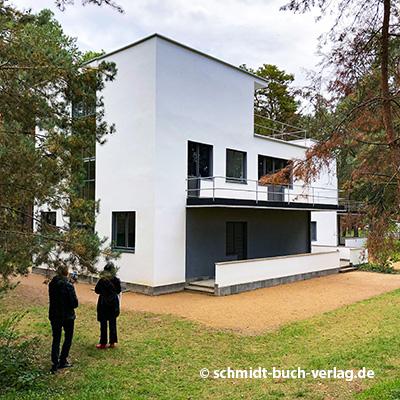 Haus Kandinsky/Klee in Dessau (Bauhaus)