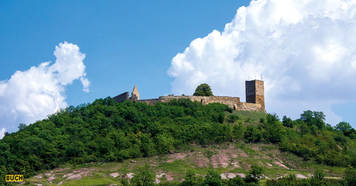 Burg Gleichen bei Erfurt