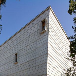 Das neue Bauhaus-Museum in Weimar