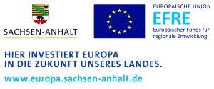 Logo Sachsen-Anhalt und Europäische Union
