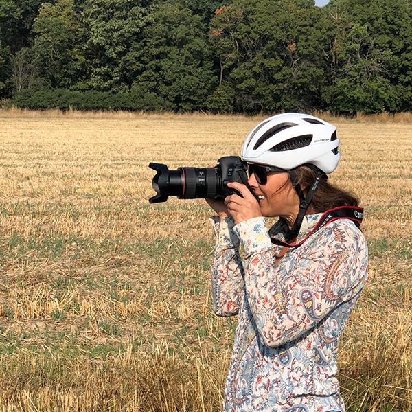 Fotoaufnahmen für die Fahrradkarte Harz